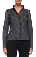 Lafayette 148 New York Zena Wool-blend Jacket - Lyst
