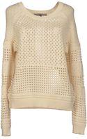 Halston Heritage Sweater - Lyst
