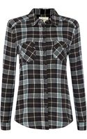 Linea Weekend Urban Check Shirt - Lyst