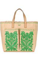 Anya Hindmarch Large Fabric Bag - Lyst