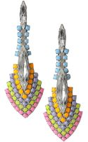 Tom Binns Earrings - Lyst