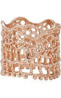 Aurelie Bidermann Vintage Lace Ring - Lyst