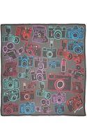 Anna Coroneo Cameraprint Scarf - Lyst