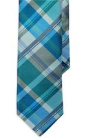 Ted Baker Plaid Tie - Lyst