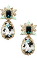 Shourouk Earrings - Lyst