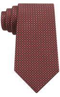 MICHAEL Michael Kors Silk Dot Print Neat Tie - Lyst