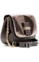 See By Chloé Rosita Mini Leather Shoulder Bag - Lyst