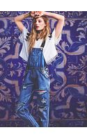 Free People Zeppelin Overall - Lyst