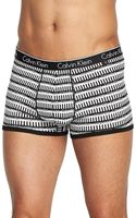 Calvin Klein Ck One Mens Mirrored Logo Trunks - Lyst