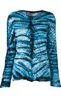 Proenza Schouler Tie-dye Print T-shirt - Lyst