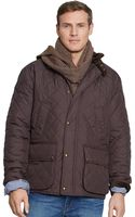 Polo Ralph Lauren Quilted Bomber Jacket - Lyst