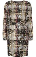 See By Chloé Printed Tunic Dress - Lyst