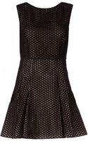 Giambattista Valli Mesh Dress - Lyst