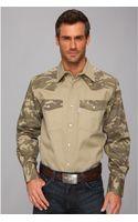 Carhartt Ironwood Twill Work Shirt - Lyst