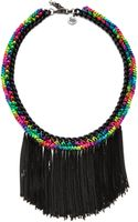Venessa Arizaga Lets Go Trippin Necklace - Lyst