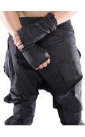 Demobaza Outlaw Neoprene Fingerless Gloves - Lyst