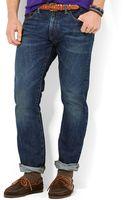 Ralph Lauren Varick Slim Fit Jeans - Lyst