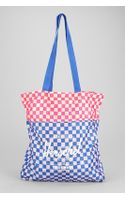 Herschel Supply Co. Checker Packable Travel Tote Bag - Lyst
