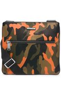 Michael Kors Jet Set Mens Camouflage Small Crossbody - Lyst