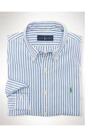 Polo Ralph Lauren Bengal-striped Sport Shirt - Lyst