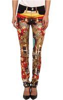 Philipp Plein pants skinny pants - Lyst