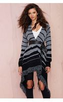 Nasty Gal Cover Me Sweater - Lyst