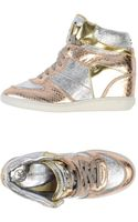 MICHAEL Michael Kors High-tops  Trainers - Lyst