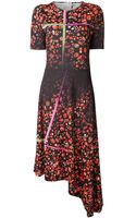 Preen By Thorton Bregazzi Rey Dress - Lyst