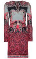 Etro Jersey Dress - Lyst