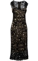 Marc By Marc Jacobs 34 Length Dress - Lyst