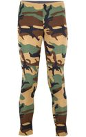 Harvey Faircloth Camo Legging - Lyst