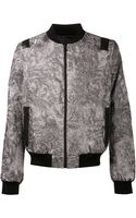 Unconditional Branch Detail Bomber Jacket - Lyst