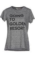 Golden Goose Deluxe Brand Tshirt - Lyst