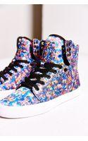 Supra Multi Color Skytop Sneaker - Lyst