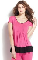 DKNY Seven Easy Pieces Top - Lyst