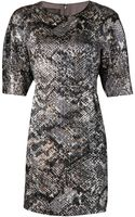 Giambattista Valli Print Dress - Lyst