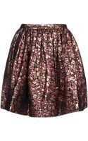 Alice + Olivia Knee Length Skirt - Lyst