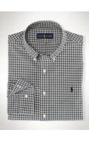 Polo Ralph Lauren Checked Poplin Sport Shirt - Lyst