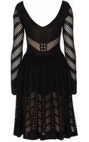 Temperley London Emblem Flare Dress - Lyst