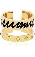 Maria Francesca Pepe Graffiti Collection Midifinger Ring - Lyst