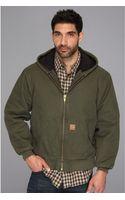 Carhartt Qfl Sandstone Active Jacket Tall - Lyst