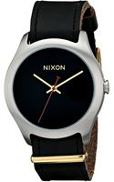 Nixon The Mod Leather - Lyst
