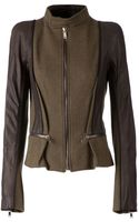 Haider Ackermann Panelled Jacket - Lyst