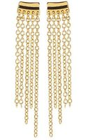 Rebecca Minkoff Small Fringe Earrings - Lyst