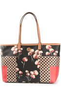 Tory Burch Kerrington Shopper Tote - Lyst
