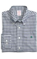Brooks Brothers Noniron Regular Fit Check Sport Shirt - Lyst