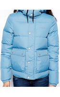 Carhartt Hooded Padded Jacket with Front Pockets - Lyst