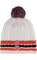 New Era  Cincinnati Bengals Breast Cancer Awareness Knit Hat - Lyst