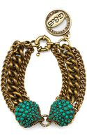 Giles & Brother Encrusted Circe Bracelet - Lyst