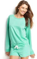 Honeydew Undrest French Terry Sweatshirt - Lyst